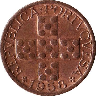 Portugal 10 Centavos (1942-1969)