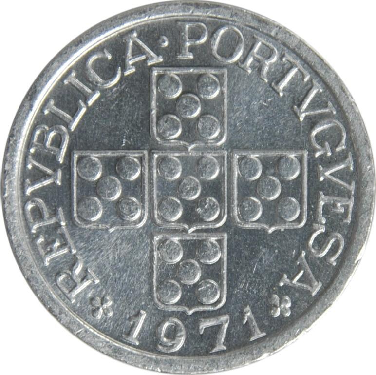 Portugal 10 Centavos (1969-1979)
