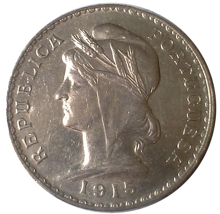 Portugal 1 Escudo (1915-1916)
