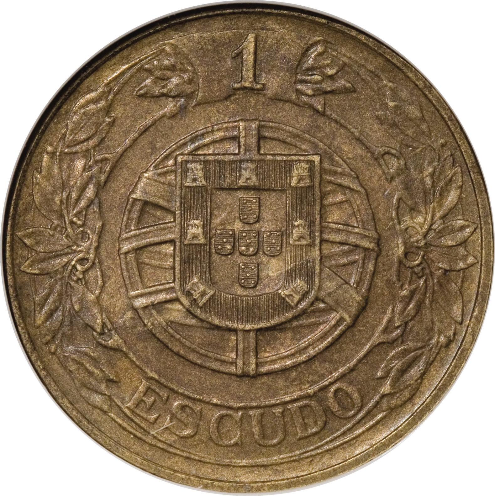 Portugal 1 Escudo (1924-1926)