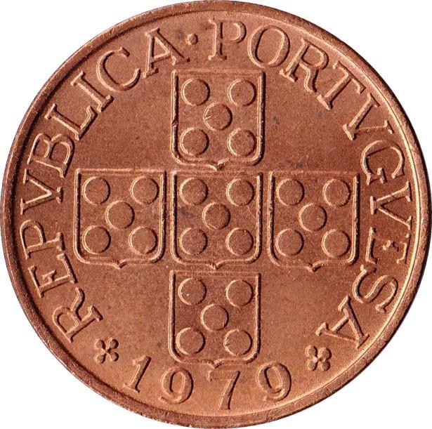 Portugal 1 Escudo (1969-1979)