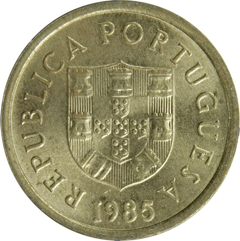 Portugal 1 Escudo (1981-1986)
