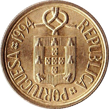 Portugal 1 Escudo (1986-2001)