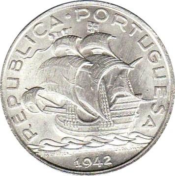 Portugal 10 Escudos (1932-1948)
