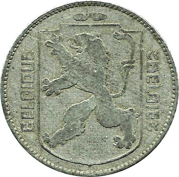 Belgium 1 Franc (1941-1947 Léopold III)