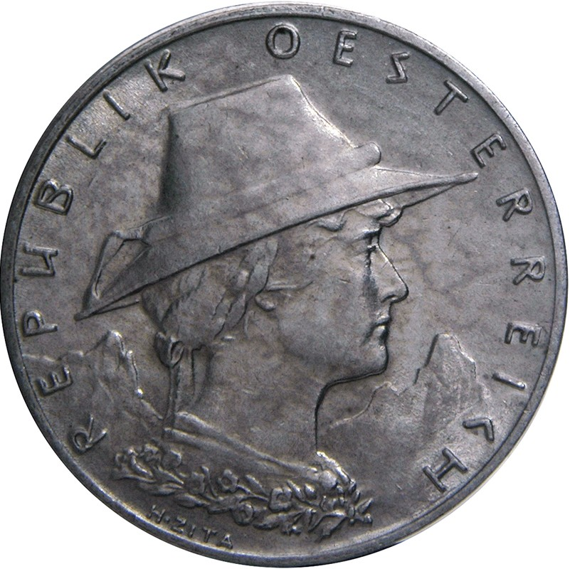 Austria 1000 Kronen (1924)