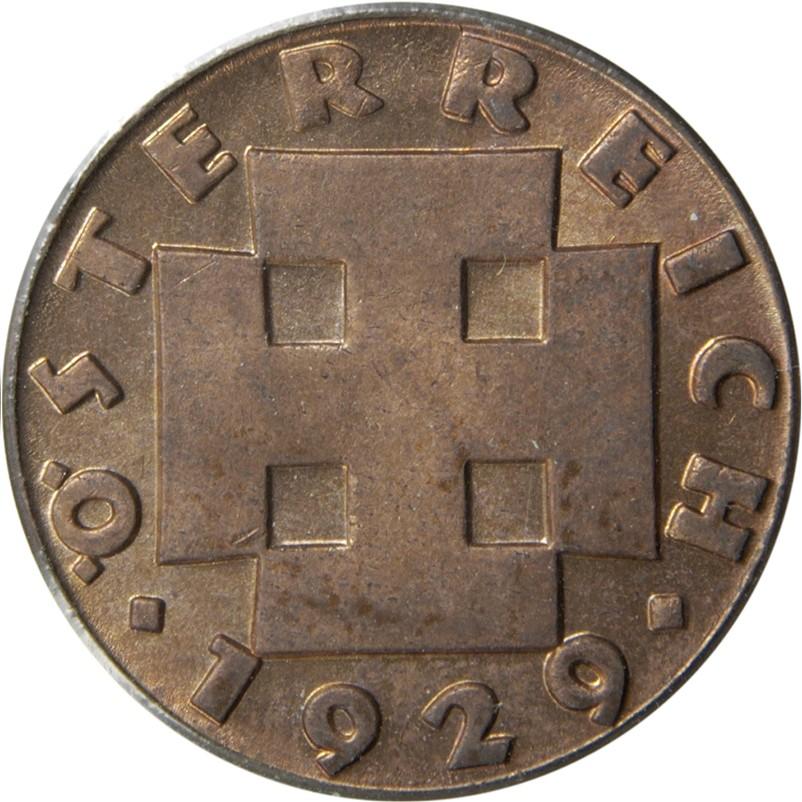 Austria 2 Groschen (1925-1938)