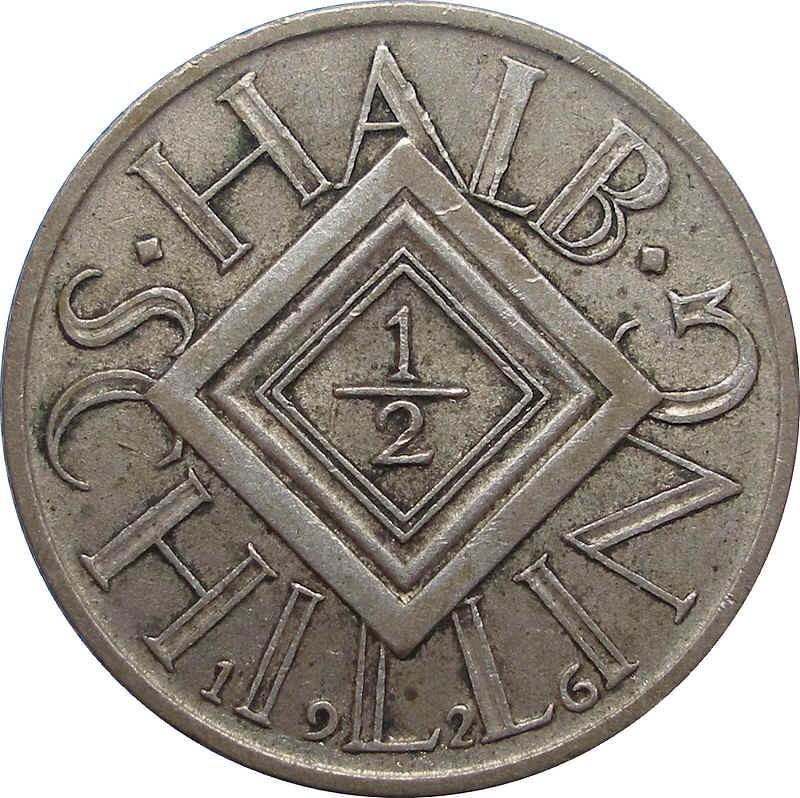 Austria ½ Schilling (1924-1926)