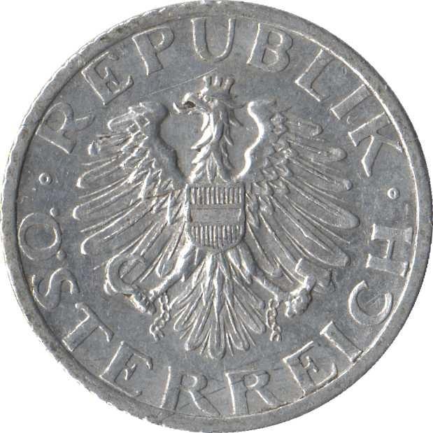 Austria 50 Groschen (1946-1955)