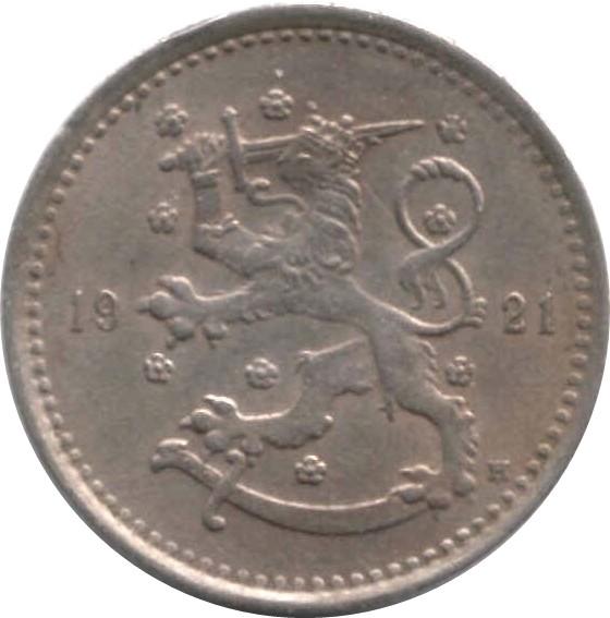Finland 1 Markka (1921-1924)