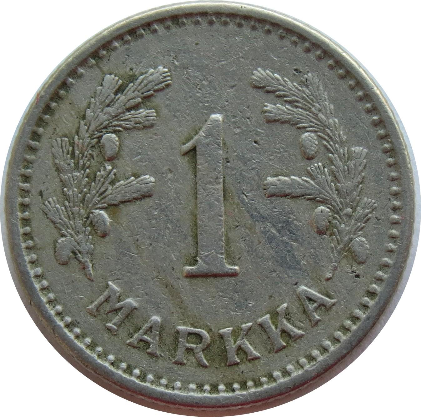 Finland 1 Markka (1928-1940)