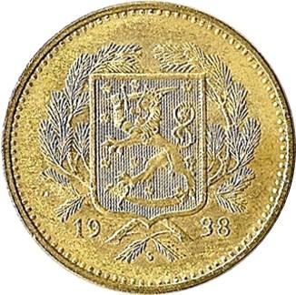 Finland 10 Markkaa (1928-1939)