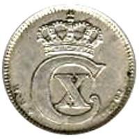 Denmark 10 Øre (1920-1923 Christian X)